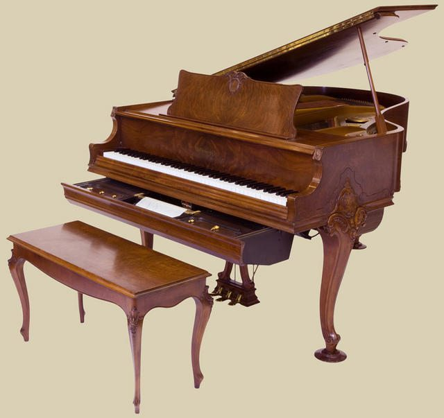 Local baby grand piano prices cooper piano for Baby grand piano height