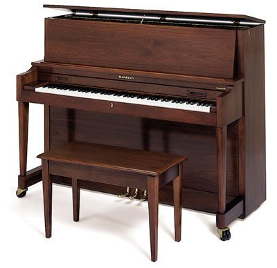bladwin upright piano
