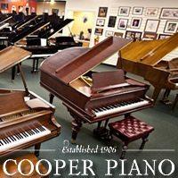cooper piano