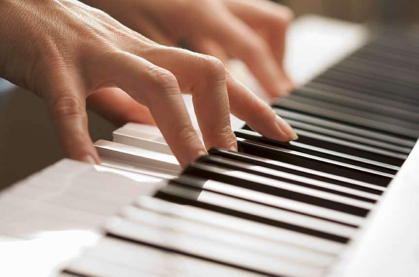 piano features