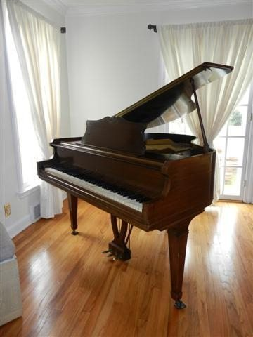 Baby grand piano overview of features and popular models for How much space does a baby grand piano need
