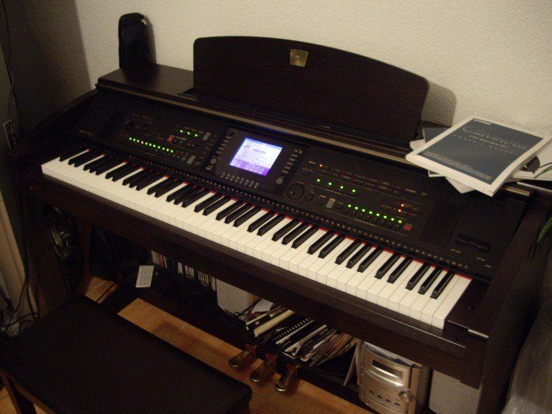 are you ready to rumble yamaha clavinova vs casio celviano cooper piano. Black Bedroom Furniture Sets. Home Design Ideas