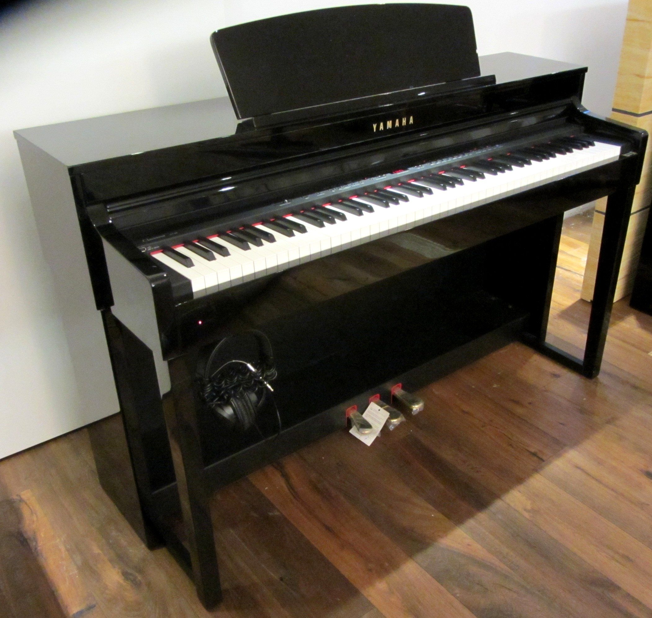 digital pianos what does each brand offer cooper piano. Black Bedroom Furniture Sets. Home Design Ideas