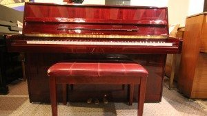 We have hundreds of pianos to rent from $25.00 per month.