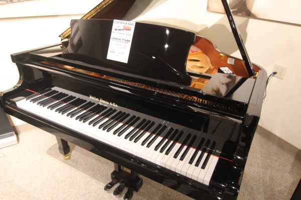 Hallet Davis Player Piano